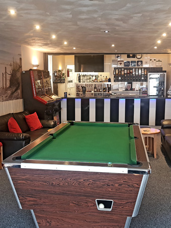 The Ascot Hotel Bar